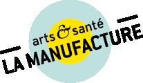 Logo Arts et Santé La Manufacture